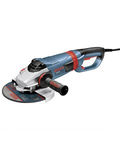 "Bosch 9"" Large Angle Grinder with Lock On"