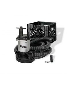 Stow & Flo All-In-One Emergency/General Utility Pump Kit